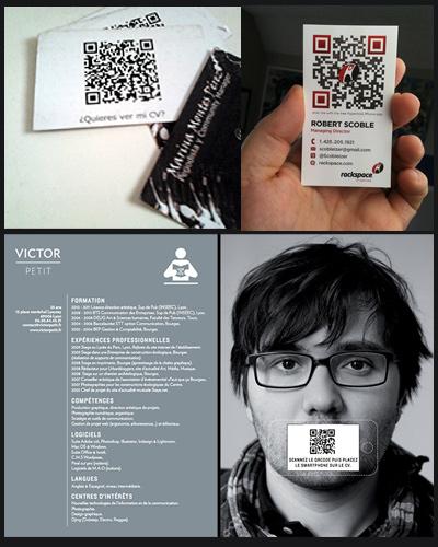 Vcard - Curriculum