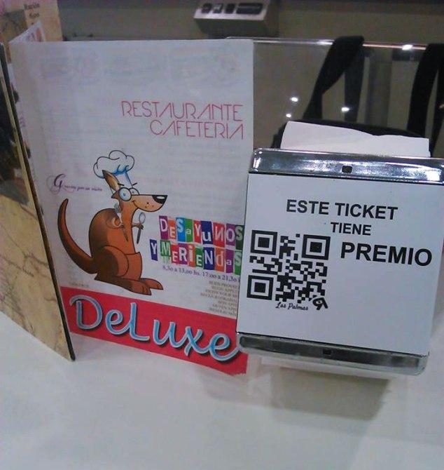 Rotacode en las Palmas - Restaurant de Luxe